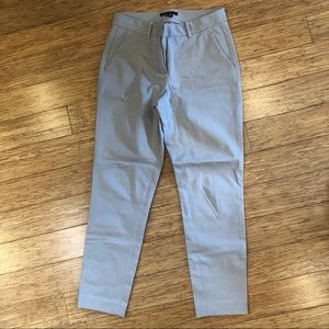 Theory ankle-cropped pants